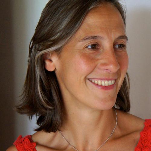 Portrait de Stéphanie Rouve